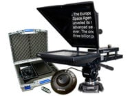 """Autocue OCU-SSP10/PROMO  10"""" Starter Series Prompter Package with QStart, Controller & Carry Case"""