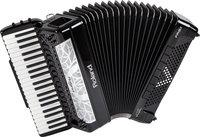 Roland FR-8X-BK FR-8x V-Accordion with 41 Piano Keys & Speakers in Black
