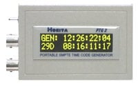 Horita PTG2 Portable Timecode Generator with 2-Line OLED Display
