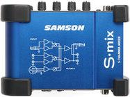Mini Mixer 5Ch XLR  SASMIX