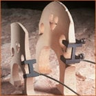 Barcus Berry B3150 Bass Piezo Transducer & Pre-amp