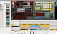 Propellerhead Reason 10 Intro Music Software [VIRTUAL]