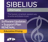Avid Sibelius | Ultimate [EDUCTIONAL PRICING] 1 Year Update/Support