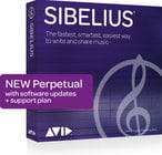 Avid Sibelius [DOWNLOAD] 1-Year Subscription for Music Notation Software