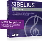 Avid Sibelius | Ultimate Perpetual License with AudioScore and PhotoScore [VIRTUAL]
