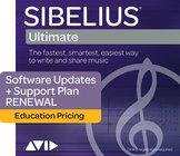 Avid Sibelius   Ultimate 1 Year Update/Support [VIRTUAL]