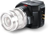 Blackmagic Design Micro Studio Camera 4K [RESTOCK ITEM] Compact 4K Studio Camera Body