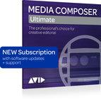 Avid MEDIA-COMP-UL-SUB Media Composer   Ultimate 1 Year Subscription