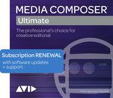 Avid Media Composer   Ultimate 1 Year Subscription Renewal [VIRTUAL]