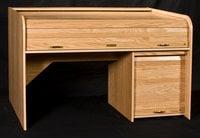 HSA EXTRT-II Extended Rolltop Desk