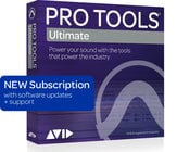 Avid Pro Tools® | Ultimate 1-Year Subscription For EDU Institutions [BOX]