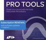 Avid Pro Tools® | Ultimate 1-Year Subscription Renewal For EDU Institutions [BOX]