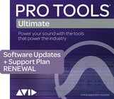 Avid Pro Tools® | Ultimate 1-Year Updates + Support Plan For Perpetual License [BOX]