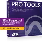 Avid Pro Tools® 1-Year Updates + Support Plan For EDU Institutions [DOWNLOAD]