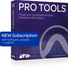 Avid Pro Tools® 1-Year Subscription [DOWNLOAD]
