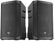 Electro-Voice ELX200-10P-DUAL-K Active Speaker Bundle With two EV ELX200-10P Speakers