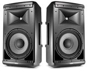 JBL EON-610-DUAL-K Active Speaker Bundle With two JBL EON-610 Speakers