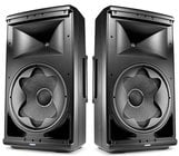 JBL Active Speaker Bundle with two JBL EON-612 Speakers
