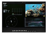 """Marshall Electronics V-R185-DLW 18.5"""" Desktop and Rackmount Dual Link / Waveform Monitor with In-Monitor Display"""