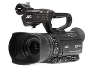 JVC GY-HM180U  12.4MP 4K Compact Handheld Camcorder with 12x Lens