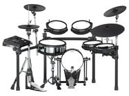 Roland TD-50K-FC TD-50K 5-Piece Electronic Drum Set with Free extra PDX-100 Tom Pad & BT-1 Bar Trigger