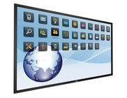 "Philips Commercial BDL8470QT  84"" 10-point IR touch 350nits Interactive Display"