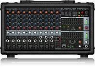 Behringer PMP2000D  Power Mixer wiht 14 Channels, 2,000 Watts