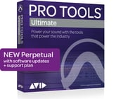 Pro Tools® | Ultimate Perpetual License [EDUCATIONAL PRICING]