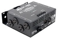 ADJ DP-415R Portable 4-Channel DMX Dimmer with Digital Display