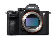 Sony ILCE7RM3/B Alpha 7R III 42.4MP E-Mount 35mm Image Sensor Camera - Body Only