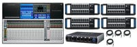 PreSonus Digital Mixer Bundle with Mixer, Stageboxes, Ethernet Switch and Cables