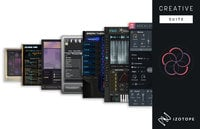 iZotope Creative Suite 7 Virtual Instruments and Effects Bundle  [DOWNLOAD]
