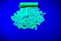 Chauvet DJ FRU Funfetti Shot Refill - UV Non-Flammable UV Reactive Funfetti Shot Refill Paper