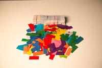 Chauvet DJ FRC Funfetti Shot Refill - Color Multi-Colored Non-Flammable Refill Paper