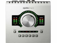 Universal Audio Apollo Twin USB 24-bit/192 kHz 2-Channel USB 3.0 Audio Interface