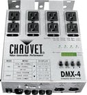 Chauvet DJ DMX-4 4 Channel Portable DMX Dimmer