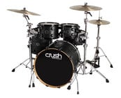 """Crush C2A528 Chameleon Ash 5 Piece Shell Pack with 22""""x18"""" Bass Drum"""