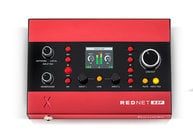 Focusrite Pro RedNet X2P [MFR-USED RESTOCK MODEL] 2 x 2 Dante Interface with Red Evolution Mic Pres