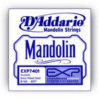D`Addario J7501  Single Mandolin String 0115/J75 1st