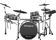 Roland TD-50-KVX-S  Electronic Drum Set with KD-220 Full Size Kick