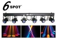 Chauvet DJ 6SPOT  LED Pin Spot Bar