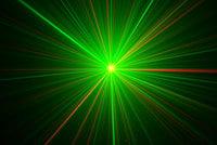 Chauvet DJ MINLASERRG Compact Red & Green Laser