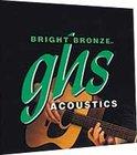 Light Bright Bronze 80/20 Copper-Zinc Acoustic Guitar Strings