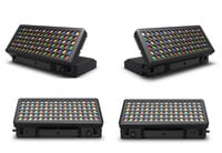 Chauvet Pro WELLPADX4  WELL Pad Outdoor LED Wash Light Qty 4