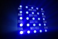 Chauvet Pro NEXUSAQ5X5PACK  (4) Nexus AQ 5x5 LED Panels with Road Case