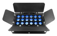 Chauvet DJ SLIMBANKT18USB  SlimBANK T18 LED Wash Light with Barn Doors