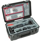 SKB Cases 3I-2011-7DL-DEMO iSeries 2011-7 Case with Think Tank Designed Photo Dividers & Lid Organizer