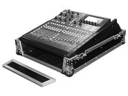 "Odyssey FZMX1913-RST-02 Flight Zone Series Universal 19"" Rack Mountable Mixer Case"
