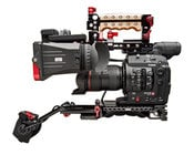 Canon EOS C300MKII Zacuto Z-Finder Kit C300 Mark II with EF Mount and Zacuto Z-Finder Kit