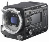Sony PMWF55-PD CineAlta 4K Camcorder with Pre-Installed CBK-55PD Board